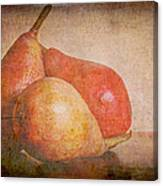 Readying For Autumn Canvas Print