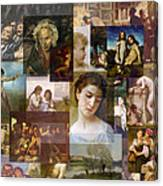Realism 1850s To 1890s Canvas Print