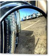 Rearview 34671 Canvas Print