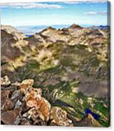 Reason To Climb Canvas Print