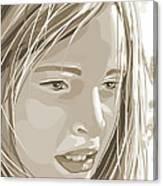 Rebecca Canvas Print
