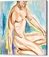 Rebirth Of Apollo Canvas Print