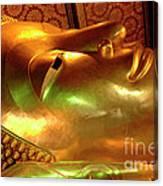 Reclining Buddha 1 Canvas Print