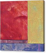 Rectangles - Abstract -art  Canvas Print