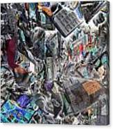 Recycling  5 Canvas Print