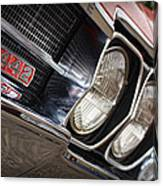 Red 1966 Olds 442  Canvas Print