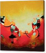 Red And Brown  Canvas Print