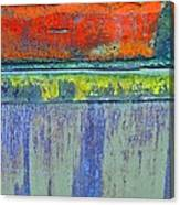 Red Brick Canvas Print