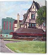 Red Coach Inn-restaurant Canvas Print