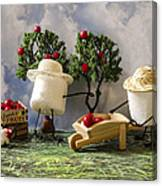 Red Delicious Canvas Print