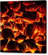 Red Hot 2 Canvas Print