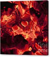 Red Hot Love Canvas Print