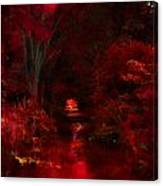 Red IIi Canvas Print
