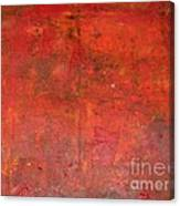 Red Jasper Stone Canvas Print