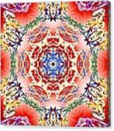 Red Karma Canvas Print