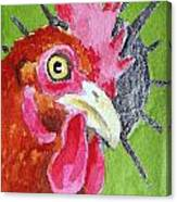 Red Nugget Canvas Print