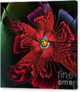 Red Passion Canvas Print