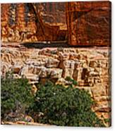 Red Rock Canyon 3 Canvas Print