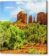 Red Rock State Park Sedona Arizona Canvas Print