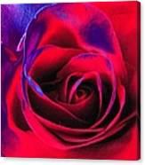 Red Velvet Canvas Print