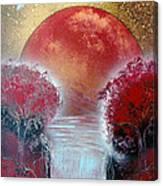 Redder Canvas Print