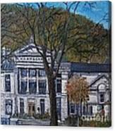 Redpath Museum Canvas Print