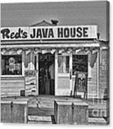 Red's Java House San Francisco By Diana Sainz Canvas Print
