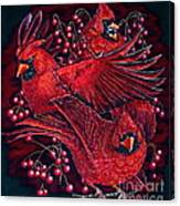 Reds Canvas Print