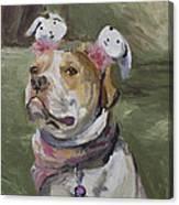 Reese Canvas Print