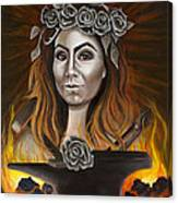 Refiner's Fire Canvas Print