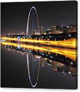 Reflected St. Louis Canvas Print