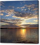 Reflecting Glory Canvas Print