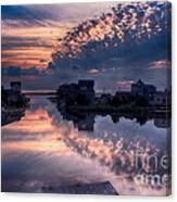 Reflecting On North Carolina Canvas Print
