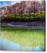 Reflection Of Beauty  Canvas Print
