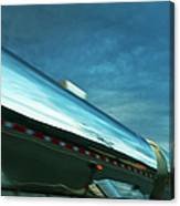 Reflections In The Passing Lane Canvas Print