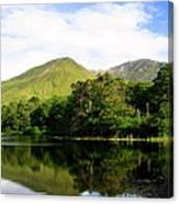 Reflections Ireland Canvas Print