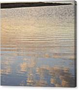 Reflections Of Dusk Canvas Print