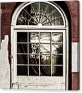 Reflections Of Yesteryear Canvas Print