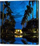 Reflections Of Grandeur Canvas Print