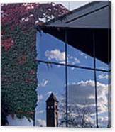 Reflections Of Spokane Canvas Print
