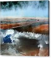 Reflective Springs Canvas Print