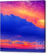 Refractive Canvas Print