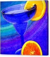 Refreshing Drink Canvas Print