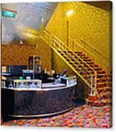Refreshment Stand Radio City Music Hall Canvas Print