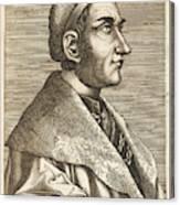 Regino Von Prum Also Known As Reginon Canvas Print