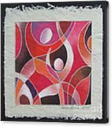 Reki IIi - Dance For Joy Canvas Print
