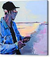 Rekkie Van Bimre Canvas Print