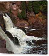 Relaxing Autumn Falls Canvas Print