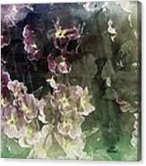 Relaxing Flowers Canvas Print