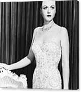 Remains To Be Seen, Angela Lansbury Canvas Print